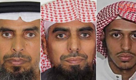 Photos: 13 terrorists arrested for planning attacks in Saudi Arabia