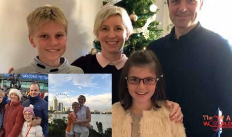 British dad mourns wife, two children killed in Sri Lanka explosion