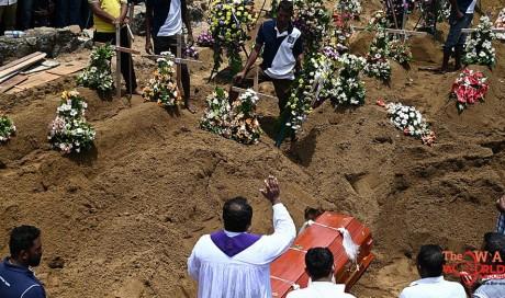 Sri Lanka Islamist terror attacks: Mass funerals on day of mourning