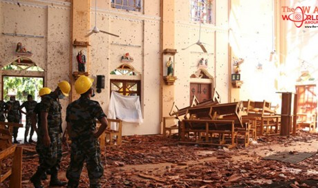 Sri Lanka bombing victims were from at least 12 countries; Who are the victims?