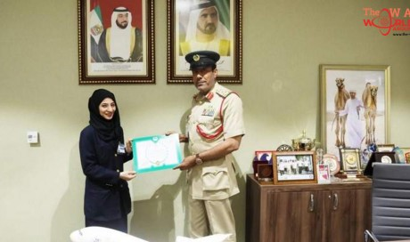 Lady cop helps Indian woman deliver baby at Dubai airport
