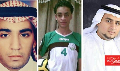 Executed by Saudi Arabia: A student, an academic, a protester, an imam