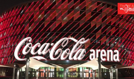Landmark Deal Puts Coca-Cola at the Heart of the Entertainment Industry in MENA as the UAE's First Indoor Venue Is Named the Coca-Cola Arena