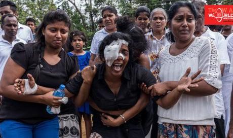 Why did extremists Islamic terrorist (ISIS) target Sri Lanka?