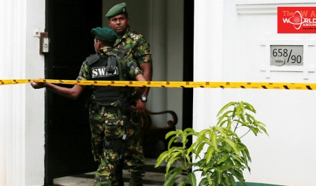 Pregnant wife of Sri Lanka bombings mastermind blew herself up with 3 kids
