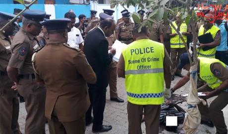 Blast, shootout in Sri Lanka: 15 bodies found after gun battle with Sri Lanka suspects