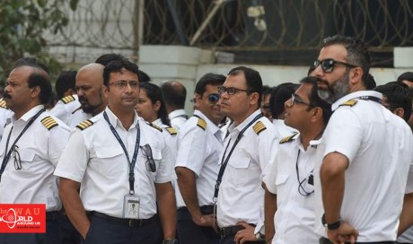 Jet Airways employee suffering from cancer commits suicide
