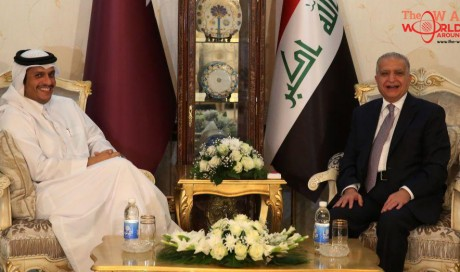 Qatar ready to contribute to reconstruction of Iraq