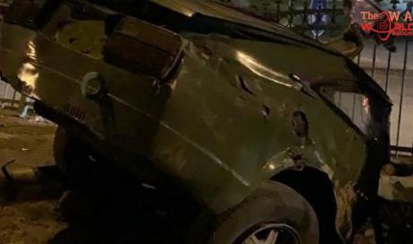 Four dead in horrific UAE car race crash