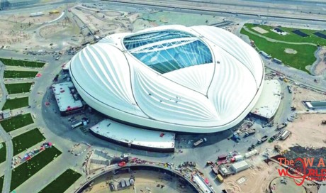 Countdown begins for Al Wakrah Stadium's grand opening on May 16