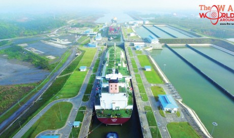 Qatargas sets world record as Q-Flex transits Panama Canal