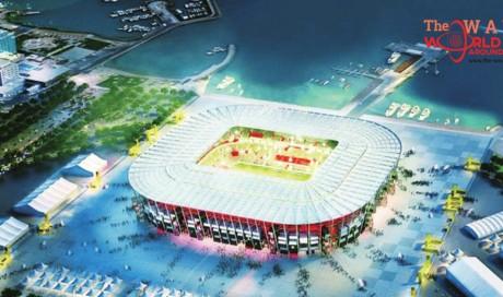 Ras Abu Aboud Stadium: A revolutionary & innovative design