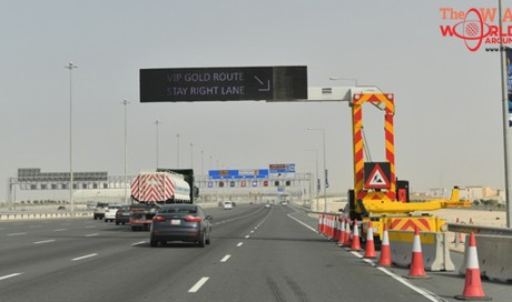 Ashghal paves the way to Al Wakra Stadium