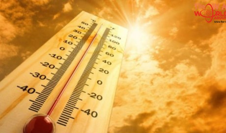 Temperature reaches 43 degrees in Oman