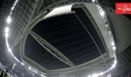 Watch Al Wakrah Stadium inauguration online