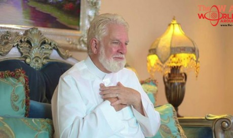 US former pastor says he converted to Islam 'because of Saudi hospitality'