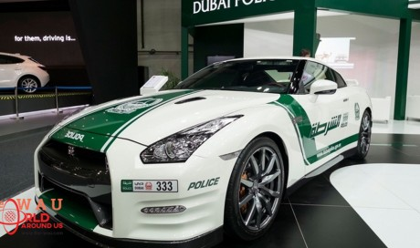 Want to work part-time for Dubai Police? Here's how