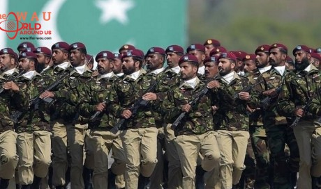Pakistani army officer given life sentence on spying charges