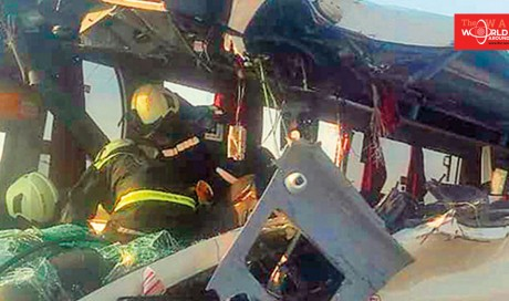 Families broken after 17 die in Dubai bus crash