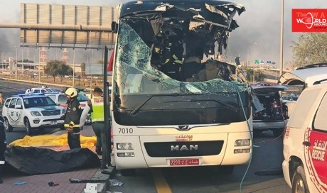 29-year-old Keralite survives Dubai bus crash
