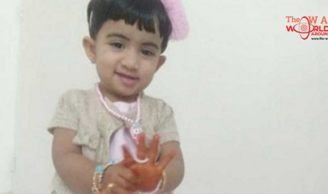 Indian Imam's 2-year-old daughter dies in UAE accident