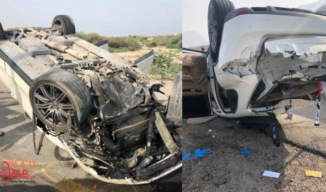 Teacher, mother of four dies in horrific UAE road crash