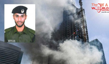Firefighter dies while trying to put out fire at Business Bay in UAE