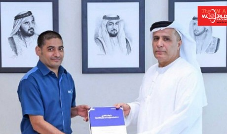 Dubai honours honest Pakistani cleaner