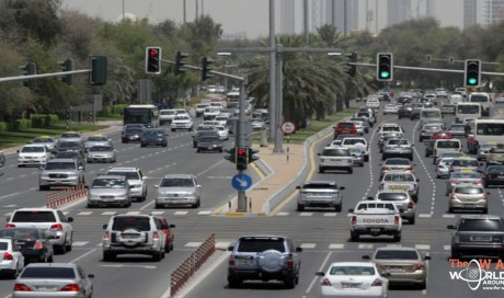 Dh500 fine, 4 black points for using expired tyres in UAE