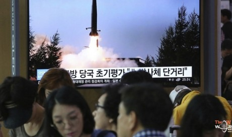North Korea fires missiles into sea, fresh nuclear talks in doubt