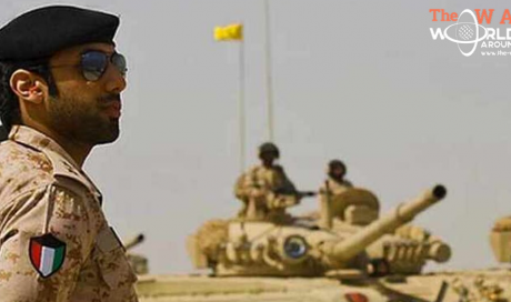 Amid Soaring Regional Tensions Kuwait Army Units Put Up On Precautionary Alert.