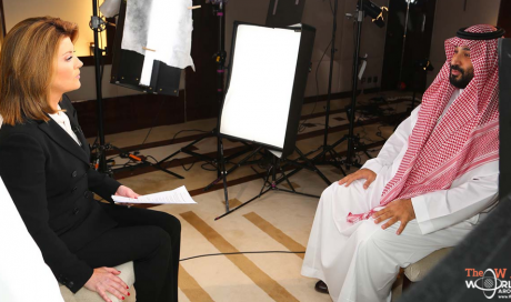 In an Exclusive Interview, Saudi Arabia Crown Prince Warns The Entire World