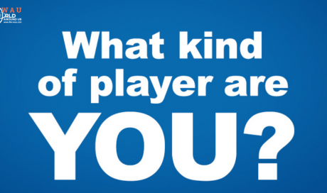 What kind of player are you?
