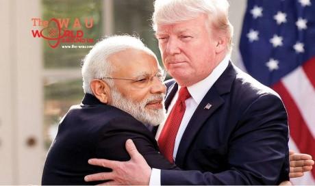 Donald Trump, Trump visit to india