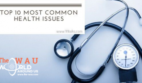 Top 10 Most Common Health Issues\r\n