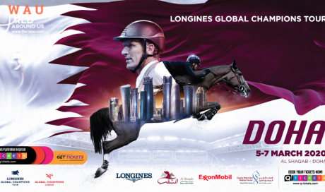 2020 Longines Global Champions Tour Doha To Kick Off In Style