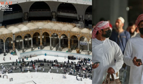 Saudi suspends 'Umrah' Pilgrimage For Citizens and Residents Over Coronavirus Fears