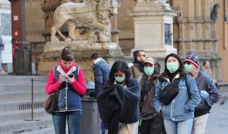 Italy reports 602 new coronavirus deaths