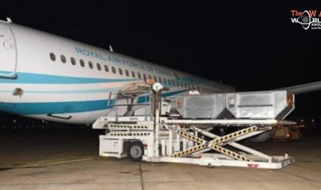 Oman sends plane to import medical equipment from China