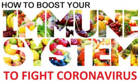 How to Boost Your Immune System to Fight Coronavirus