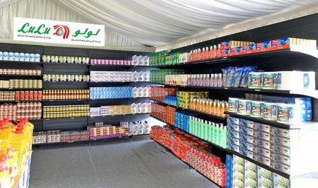 Lulu Hypermarket Qatar opens temporary stores in Industrial Area