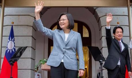 Taiwan president hits back at China amid Covid-19 success