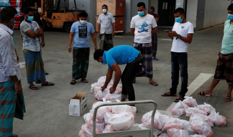 Singaporean cooks up Eid feast for migrant workers in lockdown