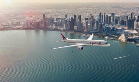 Qatar Airways tops the airline world in April with most revenue passenger kilometres flown