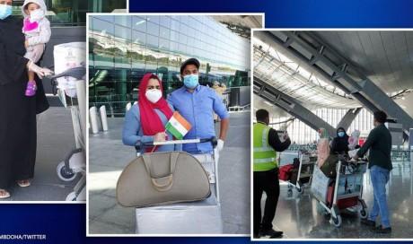 Vande Bharat: Special Evacuation Flight Takes Off From Qatar, Over 5200 Repatriated So Far