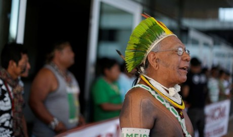 Kayapó chief dies from COVID-19 in Brazil, led protest against Amazon dam
