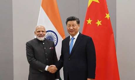 What does the PM have to say about encroachment by China