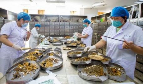 Covid-19: China pushes traditional remedies amid outbreak