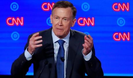 Hickenlooper wins Democratic U.S. Senate primary in Colorado