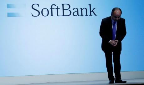 SoftBank\'s shares return to dot-com bubble era highs